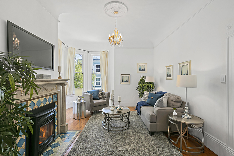 Beautiful Eureka Valley Condo