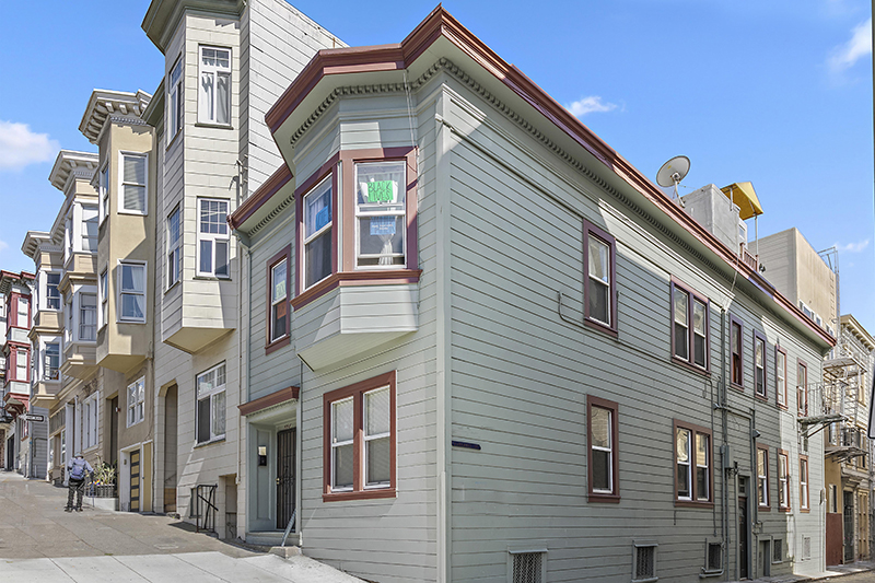 Adorable Telegraph Hill Condo